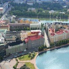 Отель Scandic Paasi бассейн