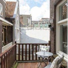Отель Nine Boutique Apartments Нидерланды, Амстердам - отзывы, цены и фото номеров - забронировать отель Nine Boutique Apartments онлайн балкон