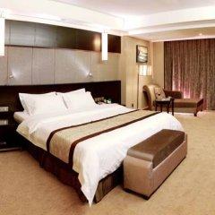 Отель Ruixiang Fangzhi Hotel Китай, Сямынь - отзывы, цены и фото номеров - забронировать отель Ruixiang Fangzhi Hotel онлайн комната для гостей фото 2