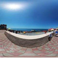 Гостиница Азалия пляж фото 2