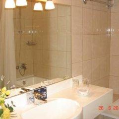 Гостиница Ижора ванная