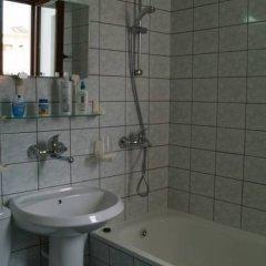 Отель Виктория Отель Болгария, Несебр - отзывы, цены и фото номеров - забронировать отель Виктория Отель онлайн ванная