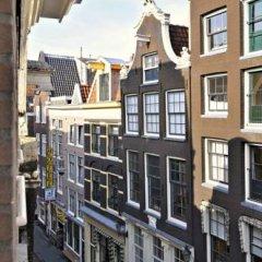 Отель LUXER Амстердам балкон