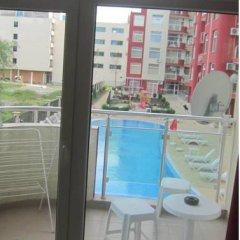 Отель Global Ville Apartcomplex Солнечный берег балкон