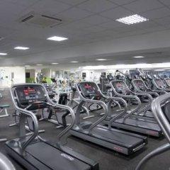 Гостиница 7 Дней фитнесс-зал