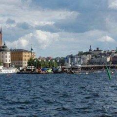 Отель Gustaf af Klint Швеция, Стокгольм - отзывы, цены и фото номеров - забронировать отель Gustaf af Klint онлайн пляж фото 2