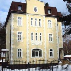"""Hotel """"georgenswalde"""" Светлогорск вид на фасад фото 2"""