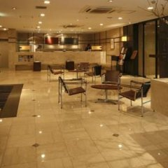 Plaza Hotel Tenjin Фукуока гостиничный бар