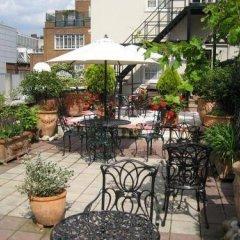 Отель Roof Garden Rooms Лондон питание фото 2