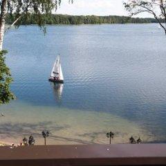 Отель Kempingas Slenyje Литва, Тракай - отзывы, цены и фото номеров - забронировать отель Kempingas Slenyje онлайн пляж