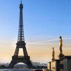 Отель Kleber Champs-Élysées Tour-Eiffel Paris Франция, Париж - 1 отзыв об отеле, цены и фото номеров - забронировать отель Kleber Champs-Élysées Tour-Eiffel Paris онлайн фото 5