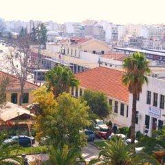 Diethnes Hotel балкон
