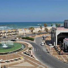 Отель Liber Seashore Suites Тель-Авив