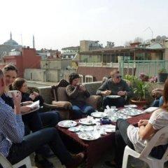 Istanbul Harmony Hostel питание фото 3