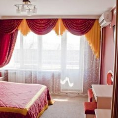 Амакс Турист-отель Хабаровск комната для гостей фото 3