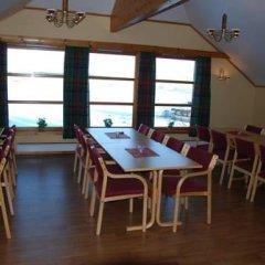 Отель Holmavatn Ungdoms og Misjonssenter питание
