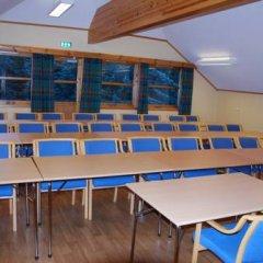 Отель Holmavatn Ungdoms og Misjonssenter балкон