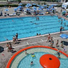 Отель Residence Auriga бассейн фото 3