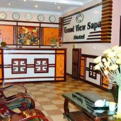 Grand View Sapa Hotel интерьер отеля фото 3