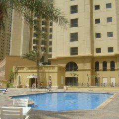 Отель Jumeirah Beach Residence Clusters бассейн фото 3