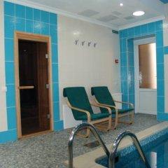 Отель Shafran Донецк сауна