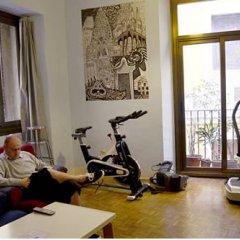 Arco Youth Hostel A&a Барселона фитнесс-зал фото 2