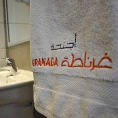 Отель Granada Suite Hotel Иордания, Амман - отзывы, цены и фото номеров - забронировать отель Granada Suite Hotel онлайн ванная фото 2