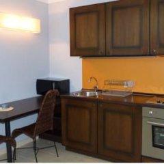 Отель Студия Оазис Бийч в номере