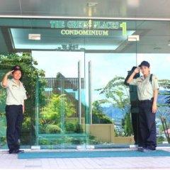 Отель The Green Place Phuket Таиланд, Пхукет - отзывы, цены и фото номеров - забронировать отель The Green Place Phuket онлайн фитнесс-зал