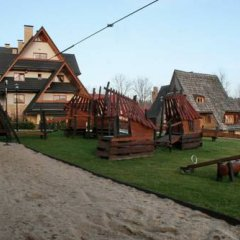 Отель Apartamenty Snowbird Zakopane Косцелиско детские мероприятия фото 2