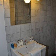 Отель Villa Vega Apartments Швеция, Лунд - отзывы, цены и фото номеров - забронировать отель Villa Vega Apartments онлайн ванная фото 2