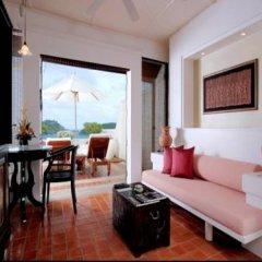 Отель The Royal Phuket Yacht Club комната для гостей
