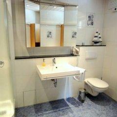 Отель Ferienwohnung Ginkgo Германия, Дрезден - отзывы, цены и фото номеров - забронировать отель Ferienwohnung Ginkgo онлайн ванная фото 2
