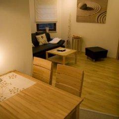 Отель Ferienwohnung Ginkgo Германия, Дрезден - отзывы, цены и фото номеров - забронировать отель Ferienwohnung Ginkgo онлайн комната для гостей фото 5