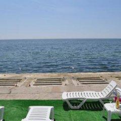 Гостиница Бунгало Одесская Жемчужина пляж фото 2