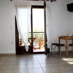 Апартаменты Ioannis Apartments комната для гостей фото 3