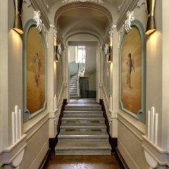 Апартаменты Andel Apartments Praha интерьер отеля