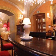 Отель Alchymist Nosticova Palace Прага гостиничный бар
