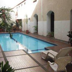 Отель Casona la Merced Колумбия, Кали - отзывы, цены и фото номеров - забронировать отель Casona la Merced онлайн бассейн фото 3