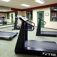 Отель Clarion Inn Frederick Event Center фитнесс-зал фото 2