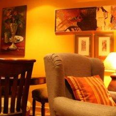 Отель Apartamentos Cueto Mazuga II интерьер отеля