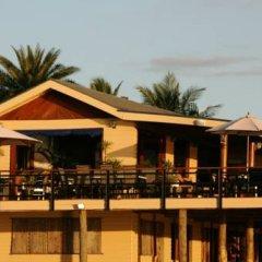 Отель Club Fiji Resort балкон