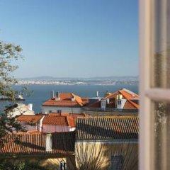 Отель Solar Do Castelo, a Lisbon Heritage Collection балкон