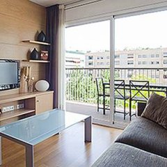 Отель Serennia Fira Gran Via комната для гостей фото 4