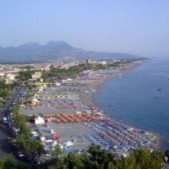 Отель Parco Degli Emiri Скалея пляж