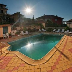 Dirossi Hotel бассейн фото 2