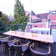 Отель Coco's Outback Apartments Нидерланды, Амстердам - отзывы, цены и фото номеров - забронировать отель Coco's Outback Apartments онлайн приотельная территория