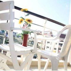 Отель Starbeach Guesthouse балкон