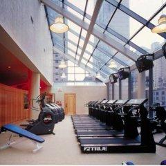 Отель Hilton Club New York фитнесс-зал фото 3