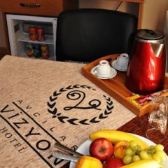 Avcilar Vizyon Hotel в номере фото 2
